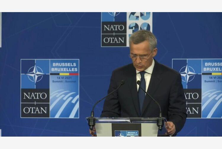 Afghanistan, Stoltenberg: priorità Nato è evacuare le persone