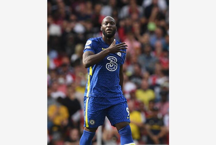 Calcio: Premier; Lukaku in gol, il Chelsea vince 2-0
