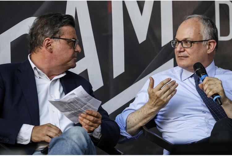 Comunali: Calenda, se Gualtieri vince M5s in giunta Roma