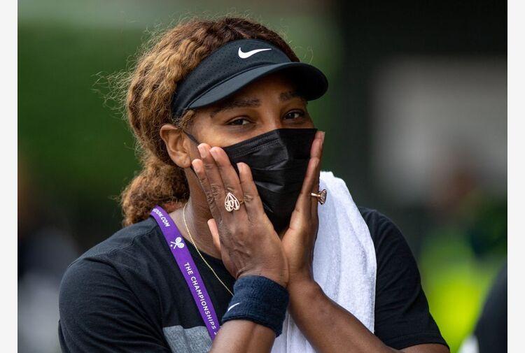 US open, Serena Williams non ci sarà
