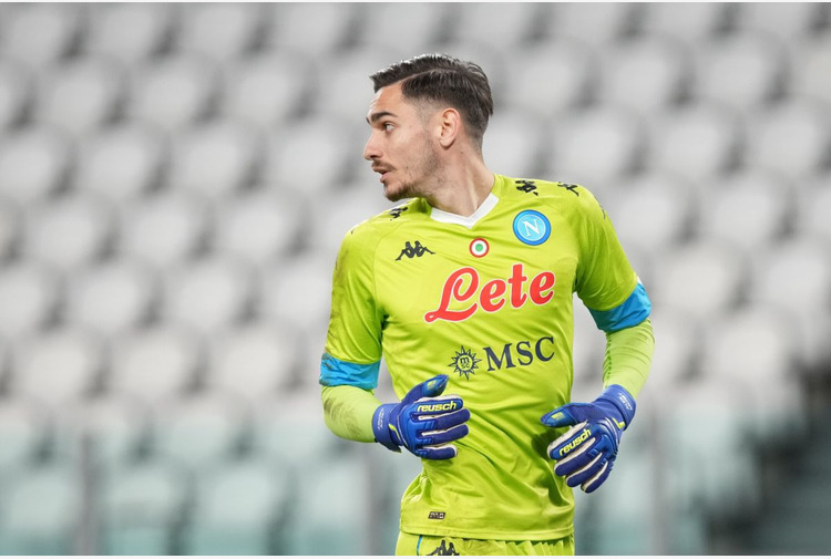 Calcio: Napoli. Meret 'Champions nostro obiettivo, Insigne un leader'