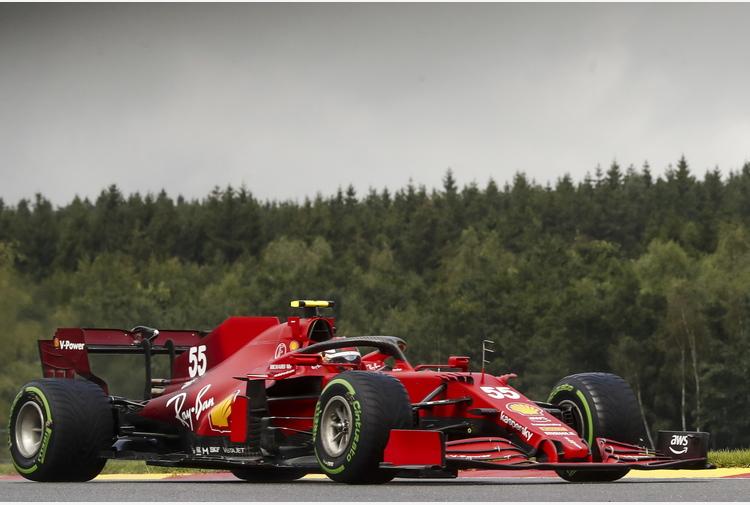 Gp Belgio: Sainz, non si dovevano assegnare i punti