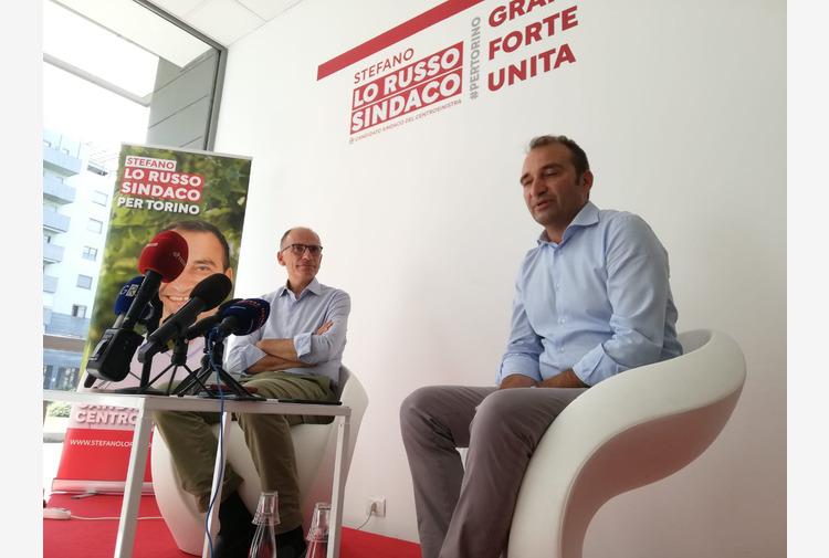 Torino, Letta 'Lo Russo vincerà elezioni come Tortu in staffetta'