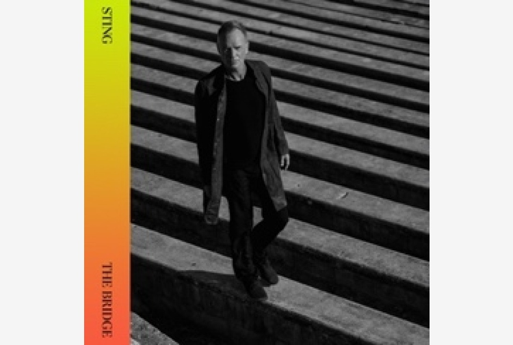 Sting, il 19 novembre esce nuovo disco di inediti The Bridge