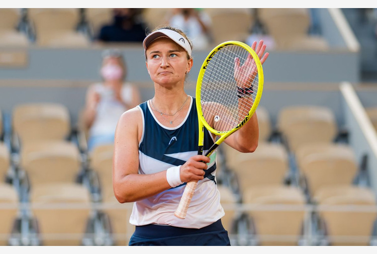 Tennis: Us Open. Avanza Krejcikova, Stephens batte Gauff