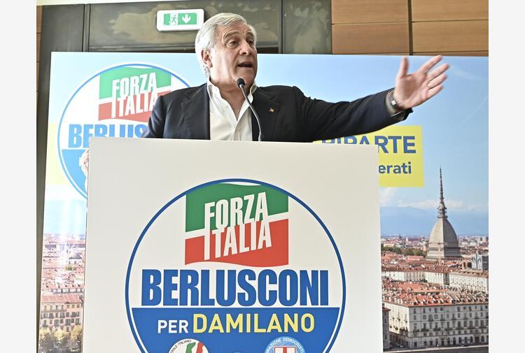 Governo: Tajani, non voteremo mozione sfiducia a Lamorgese