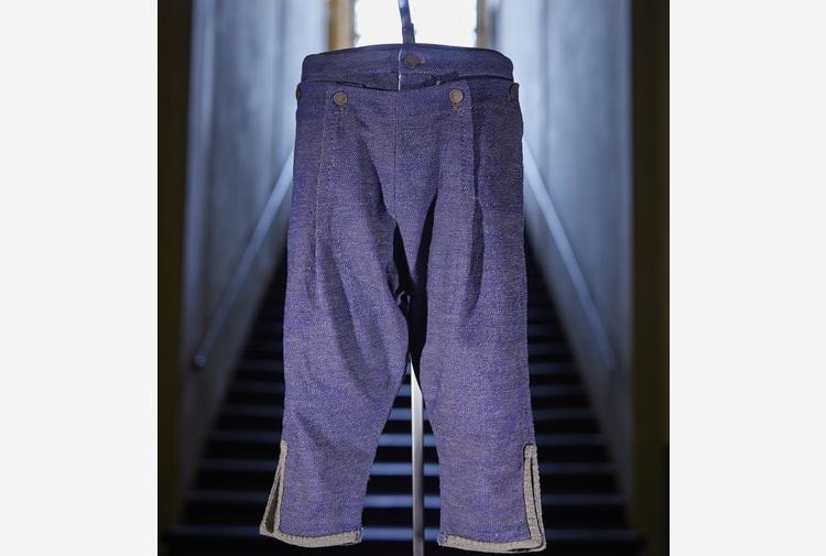Moda: Diesel riproduce tessuto jeans più antico al mondo