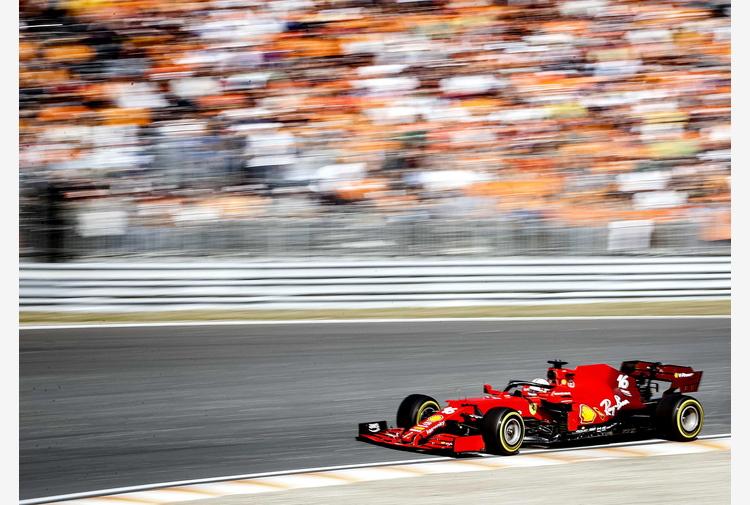 F1: Olanda; Leclerc, giornata positiva, possiamo migliorare