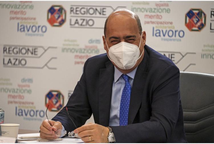 Covid, Zingaretti: 'Bene Draghi, fare di tutto per fermare i contagi'