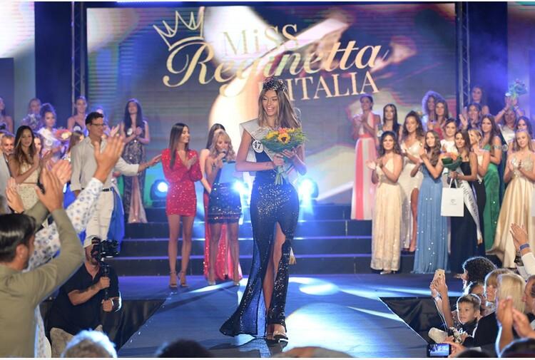 Giada Stabile è Miss Reginetta d'Italia