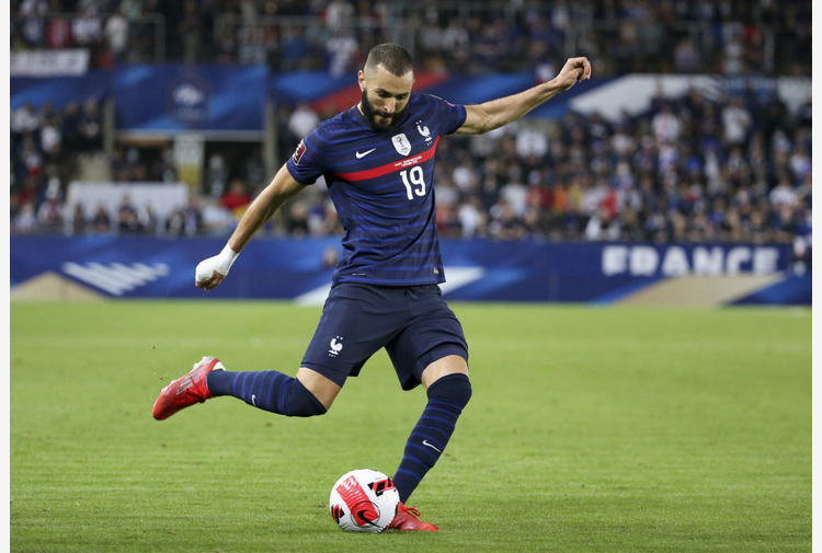 Mondiali2022: Francia. Benzema'Niente allarmi,Mbappè?Lo aspetto al Real'