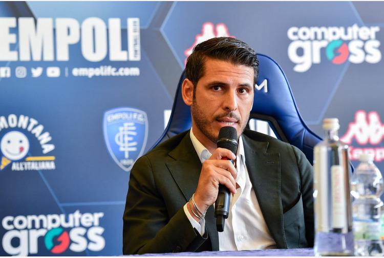Calcio: Empoli. Accardi 'Cutrone ha entusiasmo, Tonelli fondamentale'