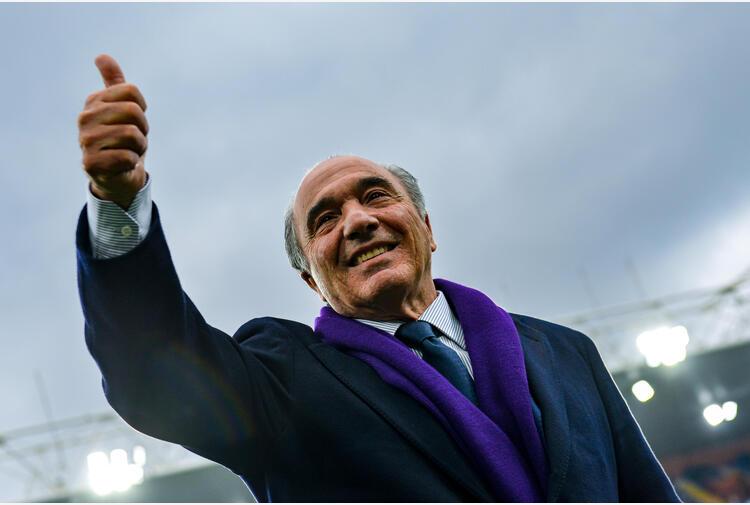 Fiorentina; Commisso, spero di rinnovare il contratto a Vlahovic