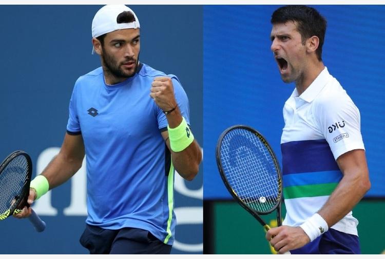 Berrettini vs Djokovic, un mercoledì da leoni a New York!