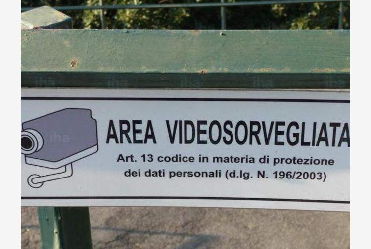 Telecamere su vie e piazze, finanziati 42 progetti in Toscana