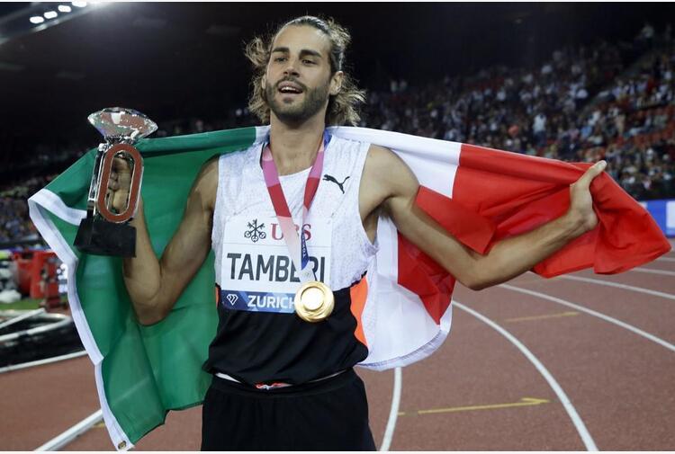 Diamond League, Tamberi vince con 2,34 nell'alto a Zurigo
