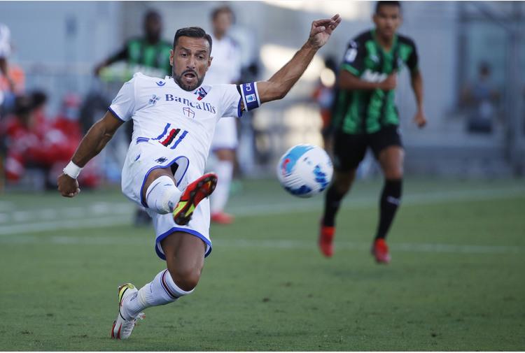 Samp: Caputo-Quagliarella coppia gol, insieme 100 dal 2018