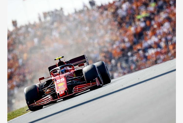 F1:Monza; Sainz, podio qui sarebbe risultato bellissimo