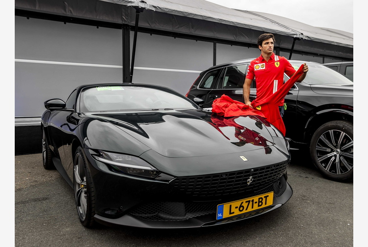 F1:Monza; Sainz, io sottovalutato? 'Faccio parlare la pista'