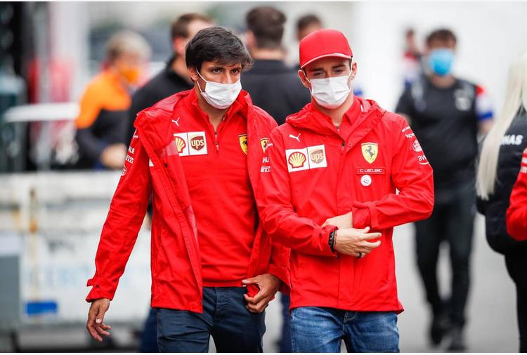 Leclerc e Sainz 'Passione Monza unica ma sarà weekend difficile'