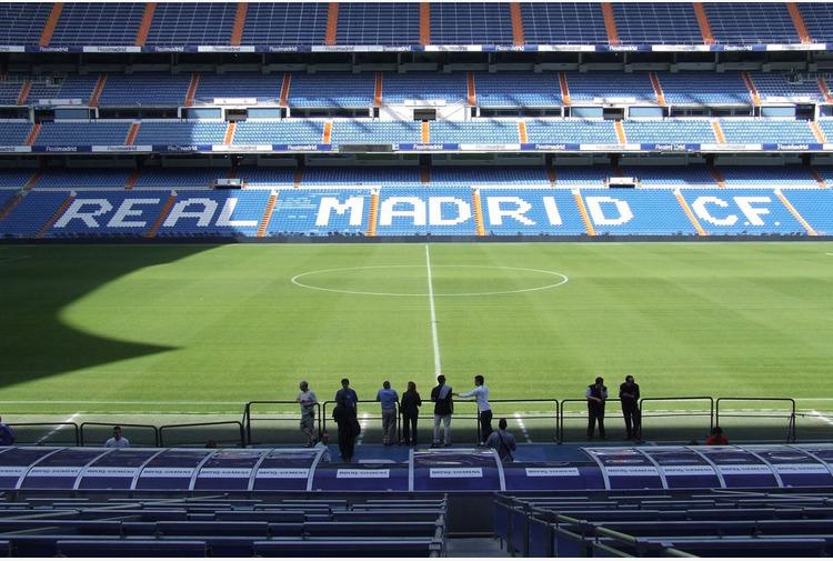 Calcio: il Real torna a giocare al Bernabeu dopo 560 giorni