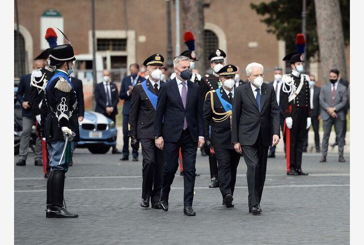 Ue, Guerini: su difesa europea bisogna fare oggi salto di qualità