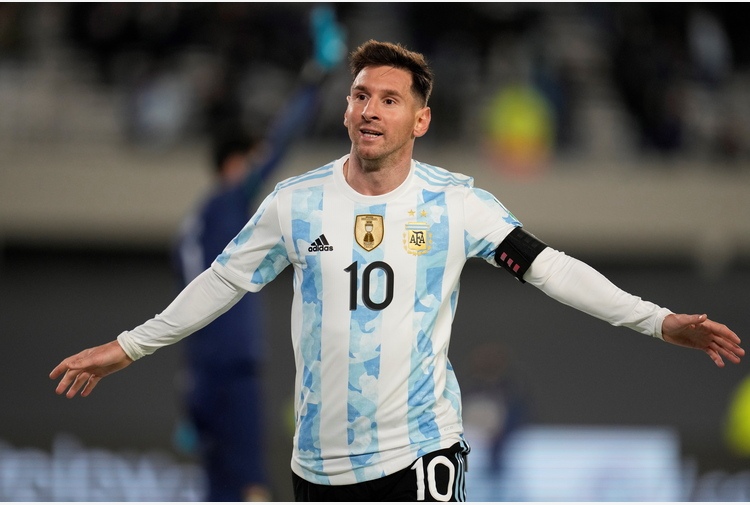 Mondiali: Argentina batte Bolivia, Messi supera record di Pelè