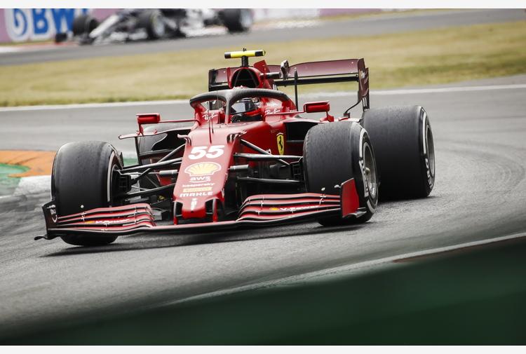 F1: Monza, Sainz 'felice del mio giro ma voglio fare di più'