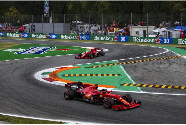 F.1: Gp Italia. Leclerc 'Macchina oggi difficile da guidare'