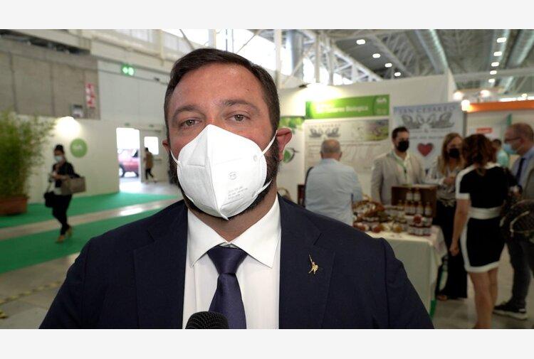 """Carloni: """"L'obiettivo è rendere le Marche il più grande distretto del bio in Europa"""""""