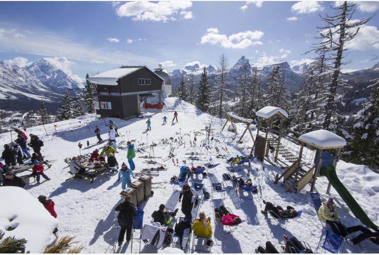"""Confturismo Veneto: """"Bene l'obbligo del green pass per tornare a sciare"""""""
