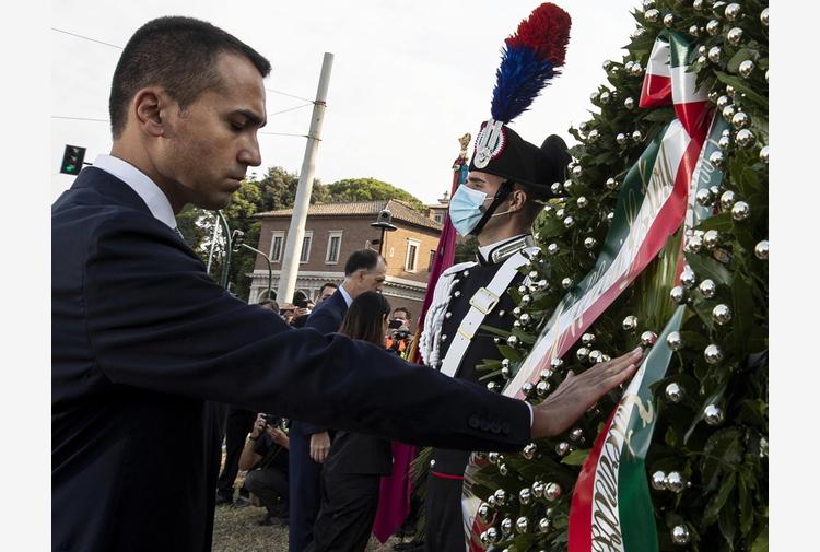 Di Maio a Blinken, minaccia terrorismo resta, Italia con Usa