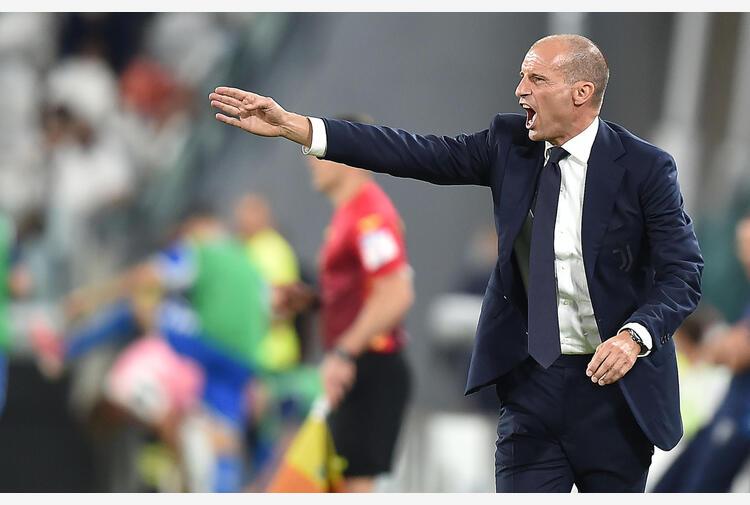 Napoli-Juve; diverbio tra Allegri e Spalletti a fine partita