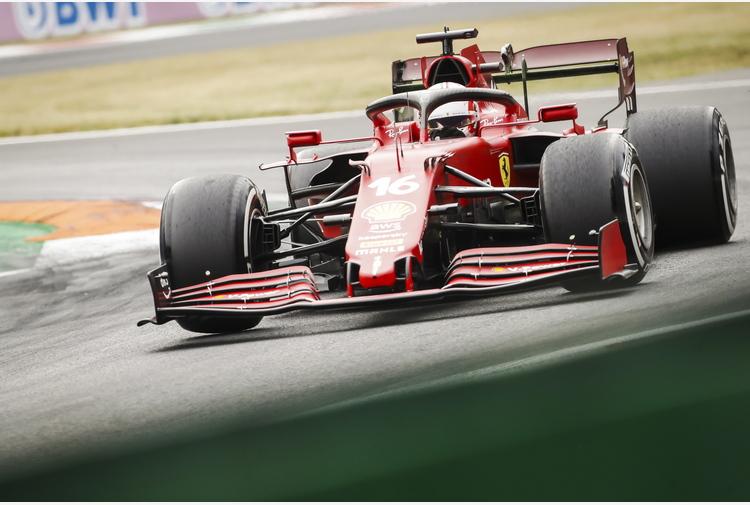 F1: Monza, Leclerc cambia Power Unit ma nessuna penalità