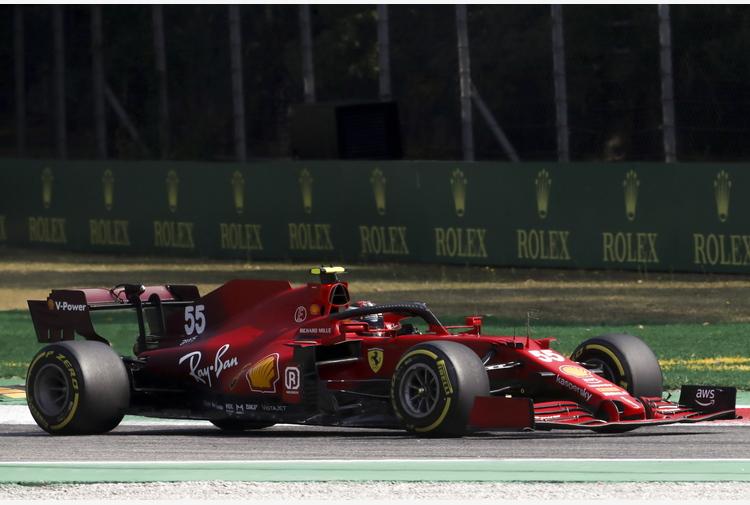 Gp Monza: Sainz 'alla Ascari duro colpo ma ora sto bene'
