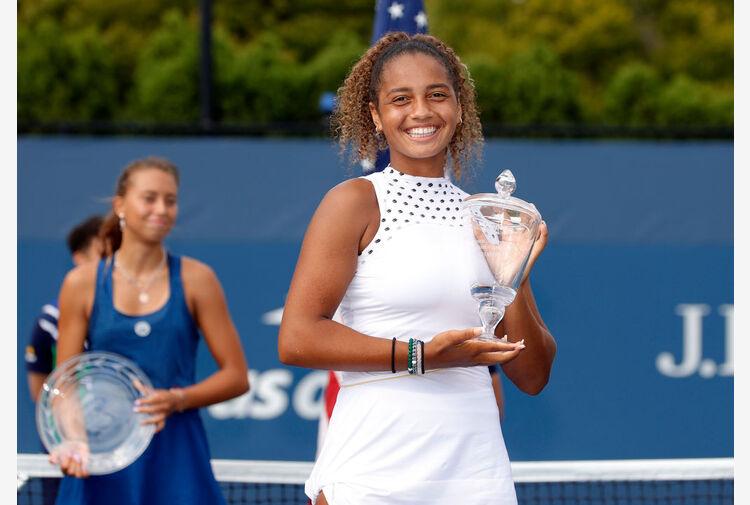 Robin Montgomery, chi è la campionessa dello US Open junior