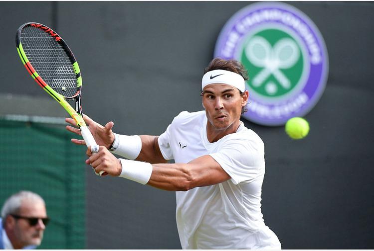 Tennis: Atp. Nadal con la stampella 'Fuori per qualche settimana'