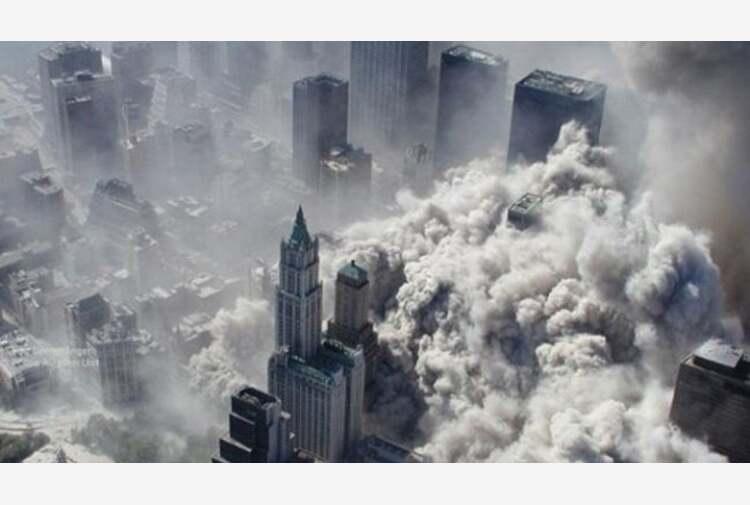 Una mamma, una giornalista a New York l'11 settembre: cielo limpido poi neve di morte