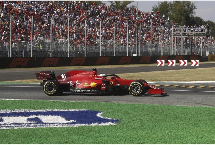 Gp Monza: Leclerc, tra le mie migliori gare di sempre