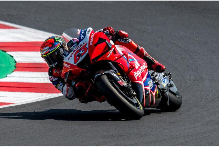 Motomondiale, Ad Aragon primo successo in MotoGP per Bagnaia