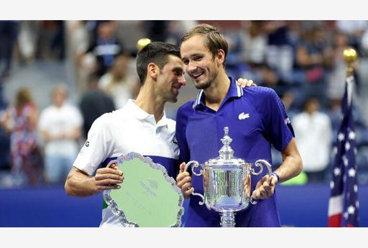 Medvedev vince gli Us Open, niente Grande Slam per Djokovic