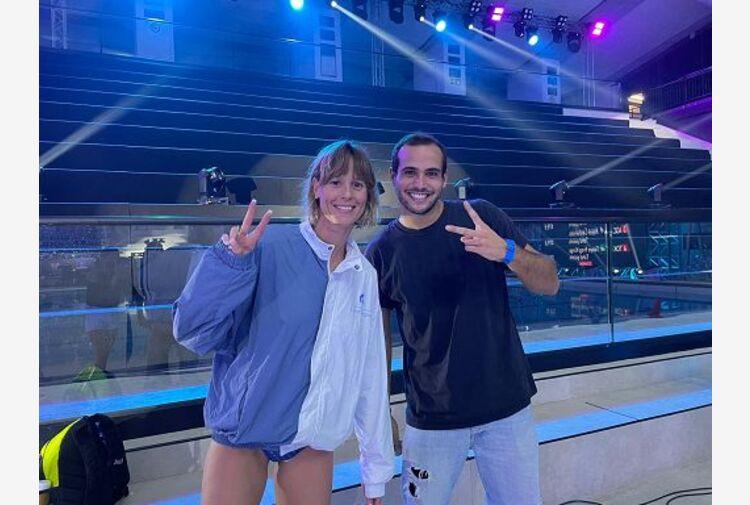 Curatoli-Pellegrini, incontro tra medaglie olimpiche a Napoli
