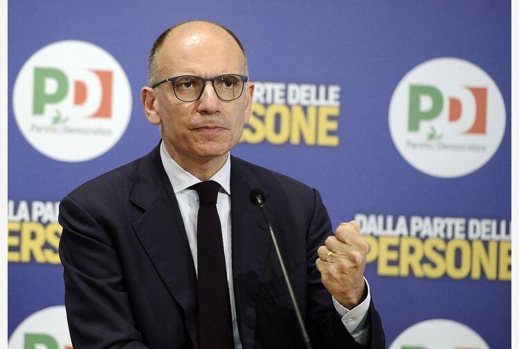 Letta: Draghi scudo Italia verso Europa, resti fino al 2023