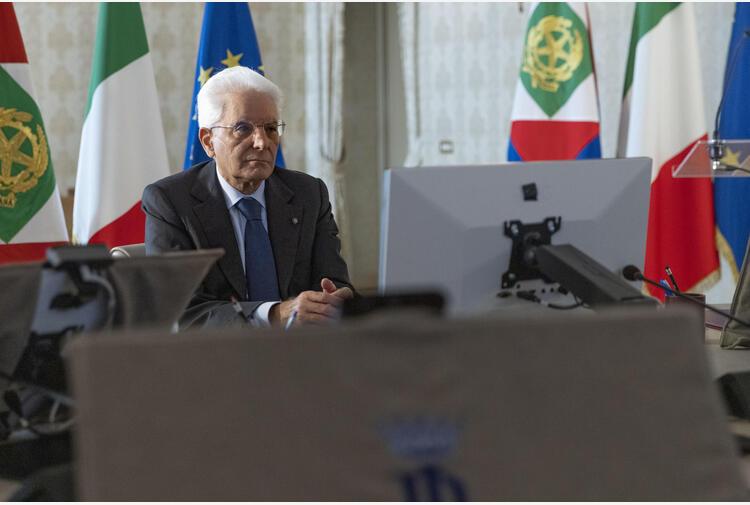 Mercoledì forum al Quirinale con 15 capi di Stato europei