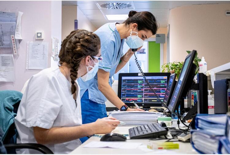 Covid: Nursing Up, '1.848 operatori vaccinati contagiati in ultimo mese '