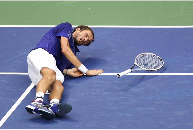 Us Open a Daniil Medvedev, niente Grande Slam per Djokovic