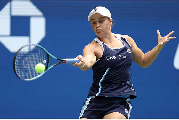 Ranking WTA: Barty sempre regina, Raducanu che balzo!