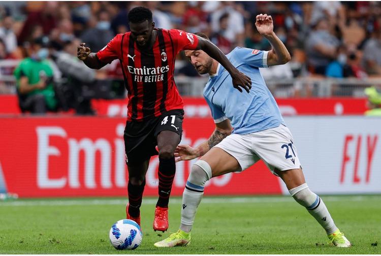 Calcio: Bakayoko 'Io e Kessié orgogliosi del colore nostra pelle'