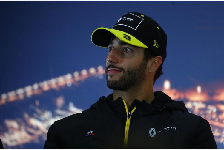 F.1: Gp Italia. Ricciardo 'Stanotte non ho dormito, abbiamo vinto?'
