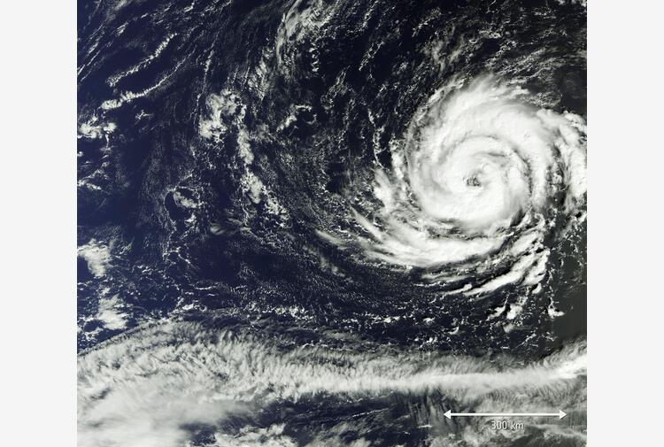 Usa: tempesta Nicholas diventa uragano e punta verso Houston